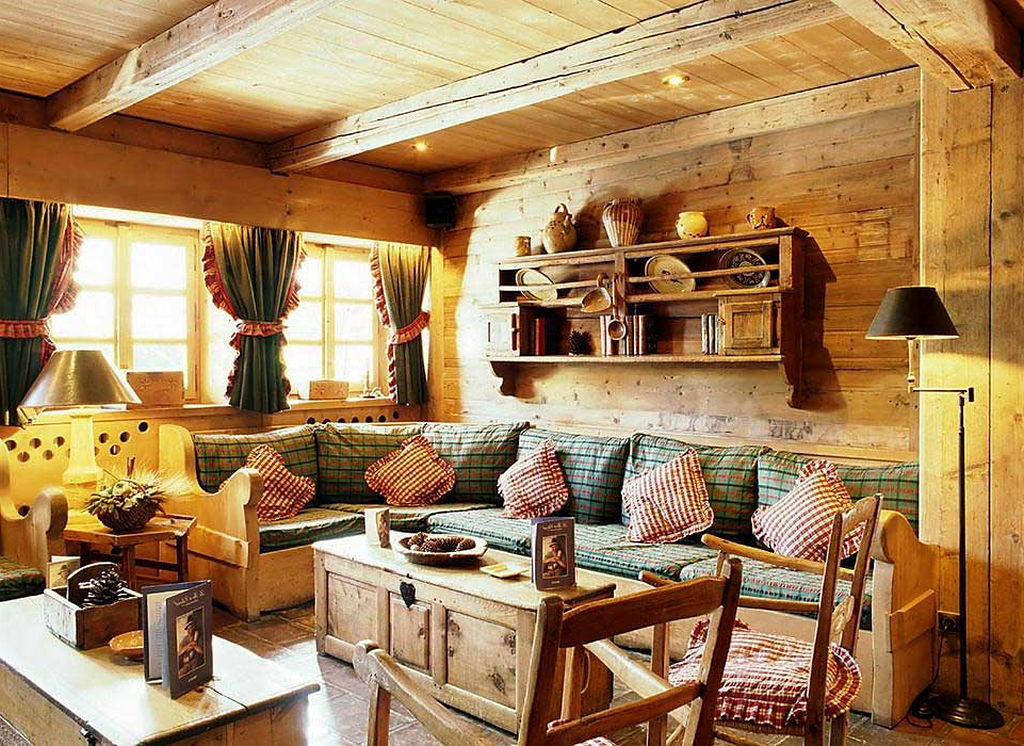 выращивании уютные кухоньки деревенских домов фото белсруб строительство деревянных