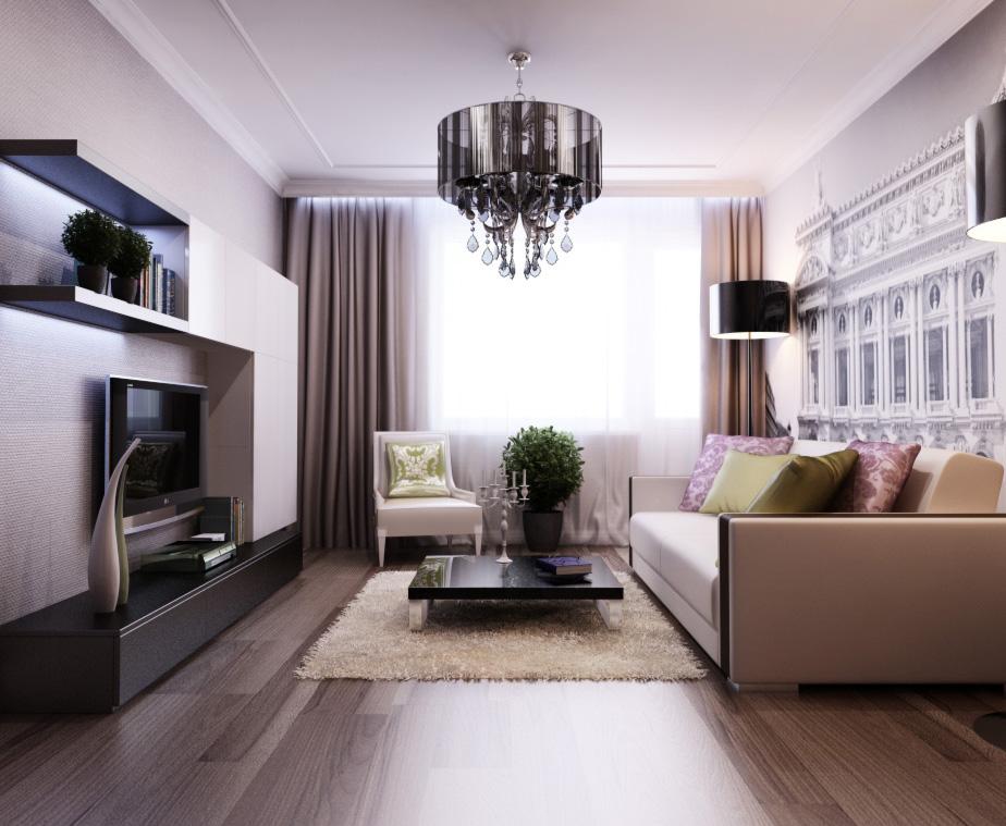 простой дизайн двухкомнатной квартиры фото считать, что чем