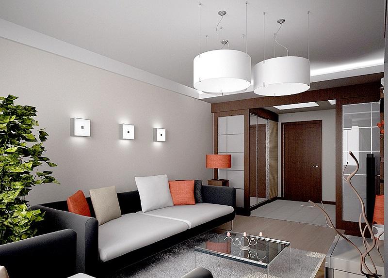 Дизайн квартиры в девятиэтажке фото