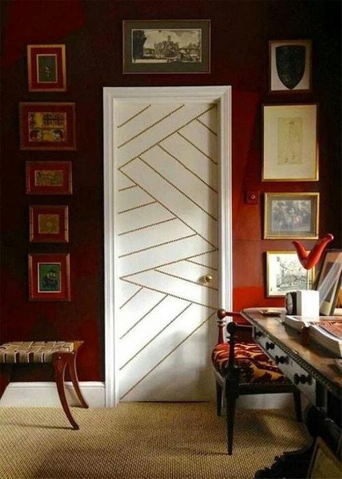 Виды красок для межкомнатных дверей