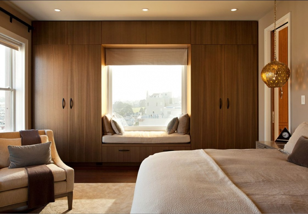 Современные шкафы в спальню_выбор