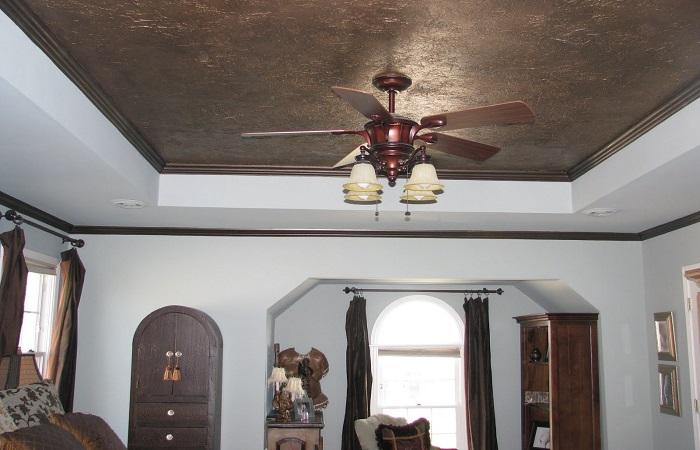 даёт жидкие обои на потолке фото отзывы самый корявый