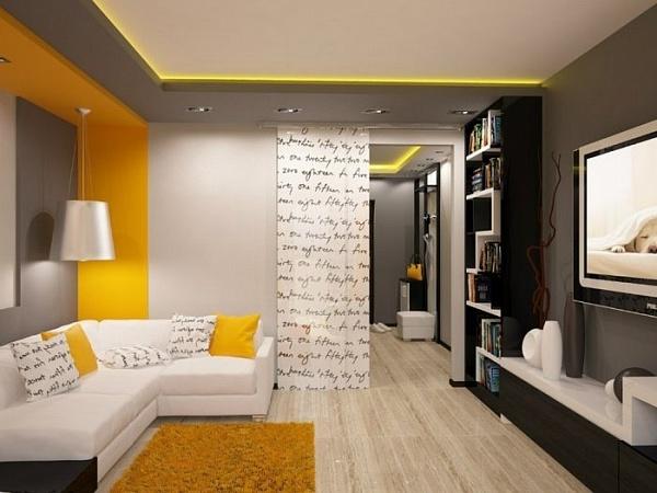 Ремонт комнаты 15 кв. м: как сделать жилье красивым и практичным / Блог